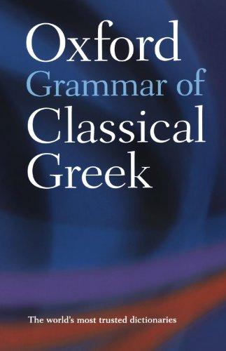 Oxford-Grammar-of-Classical-Greek