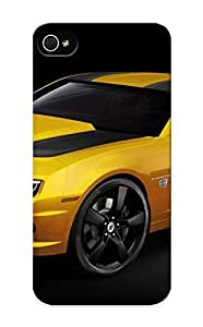 Ellent Design Chevrolet Camaro Case Cover For Iphone ipod touch4 For New Year's Day's Gift