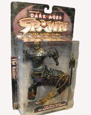 McFarlane - Spawn: Dark Ages - The Raider Action Figure