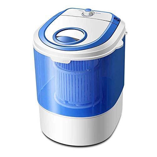 Atten Waschmaschine, Mini Electric Compact Körper tragbare Energiespar Waschmaschine, Fast Wäsche Modus mit Timer…