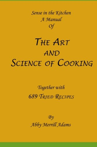 The Art and Science of Cooking PDF