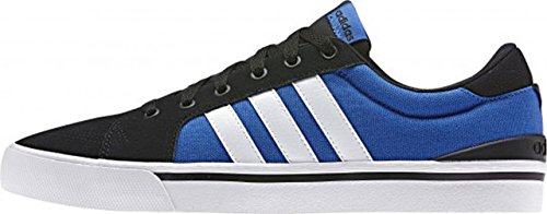 Adidas - Park ST - F98065 - Color: Azul-Blanco-Negro - Size: 44.0
