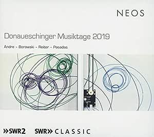 Donaueschingen Musiktage 2019