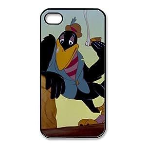 iphone4 4s Phone Case Black Dumbo Jim Crow VGN3753972