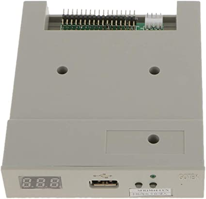 Sharplace Sfr1m44-lun Disco de Disquetera Ssd USB Externa de 3,5 Pulgadas Almacenamiento