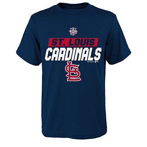 Youth Cardinal Practice T-shirt - 6