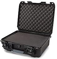 Nanuk 930-1001 - Carcasa rígida impermeable con inserto de espuma, color negro