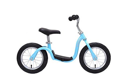KaZAM v2s No Pedal Balance Bike, 12-Inch, Metallic Light Blue by KaZAM (Image #5)