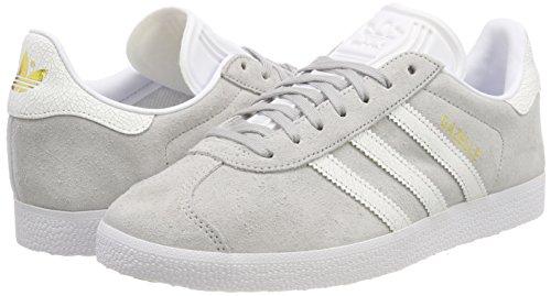 ftwr W Gazelle Ginnastica Two Grigio ftwr White grey F17 White Scarpe Adidas Donna White Da Grey Hv5xxS