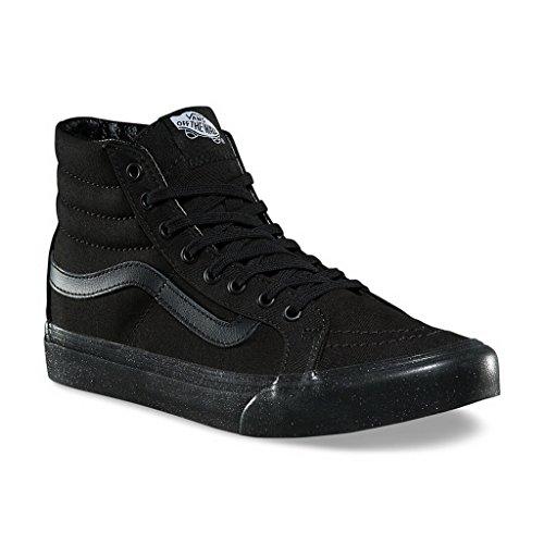 Vans Sk8-Hi Slim Sneaker Damen Schwarz