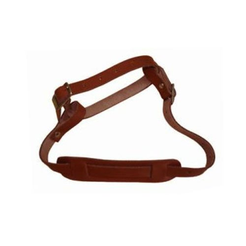 Carol TRADITIONAL ARCHERY LEATHER BOW SLING AA412A BROWN