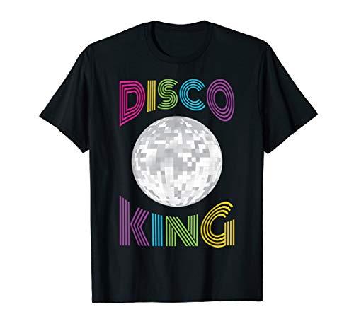 Disco King 70's Seventies Costume T-Shirt Men ()