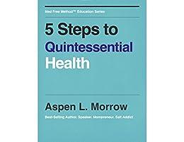 Steps Quintessential Health miniBook education ebook product image