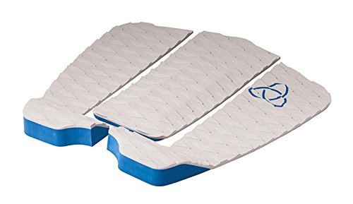 Surf Traction Pad, 3 Pc, Grey
