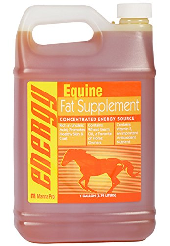 (Manna Pro Equine Fat Supplement, 1-Gallon)