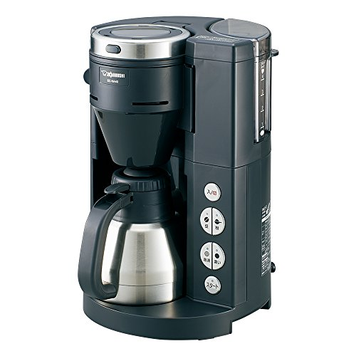 (Zojirushi Fully automatic coffee maker Stainless Steel Thermos server 1-4 cup for)