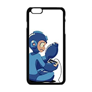 NICKER Blue Rockman Cell Phone Case for Iphone 6 Plus