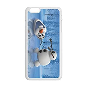 Frozen Snowman Olaf Cell Phone Case for Iphone 6 Plus