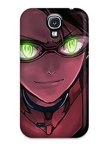 Premium Durable Makinami Mari - Neon Genesis Evangelion Fashion Tpu Galaxy S4 Protective Case Cover