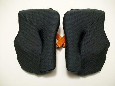 Arai Helmets Cheek Pad Set for Corsair V, Size: 20mm (2006 Arai Helmets)