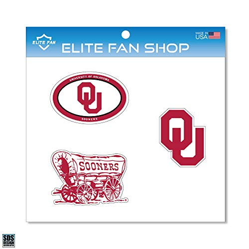 Elite Fan Shop Oklahoma Sooners 6