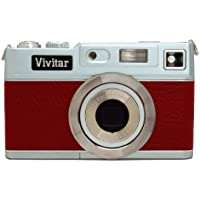 Vivitar Retro Classic HD 8.1 MP Red