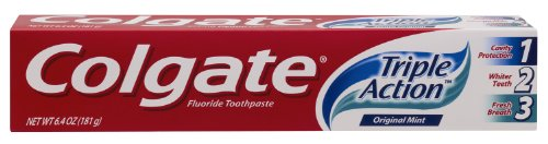 Dual Action Toothpaste - 3