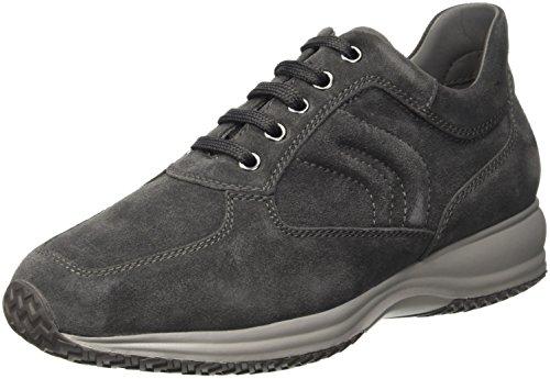 Geox Geox Uomo Sneakers Basse U Happy H U4356h 00022 C9004 Antracite