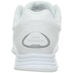 New Balance Women's WW577 Walking Shoe, White, 9 D US