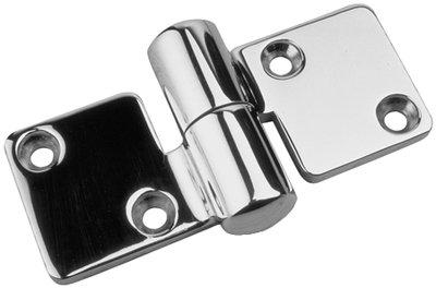 Sea Dog Line Stainless Steel Take-Apart Hinge (Right) (PR)