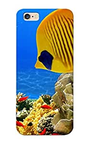 Flyingangela Brand New Defender Case For Iphone 6 Plus (tropical Fish ) / Christmas's Gift