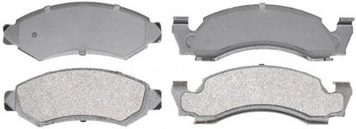 - Raybestos SGD50M Service Grade Semi-Metallic Disc Brake Pad Set