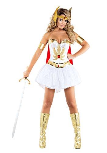 Sexy Power Princess Costume - XS -