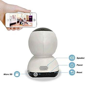 IP Camera Cámara de vigilancia, Configuración simple y fácil, resistente agua, cámara IP