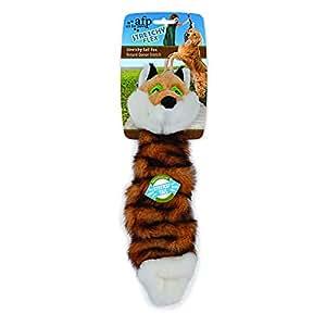AllforPaws Stretchy Flex Stretchy Tail Fox Toy