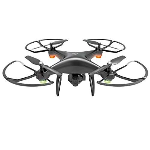 Creazy XS808S WiFi FPV 0.3MP Camera 2.4GHz 4 Channel 6 Axis Gyro Quadcopter 3D Rollove by Creazy