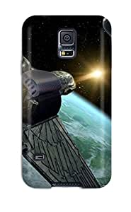 Hot Snap-on Star Trek Hard Cover Case/ Protective Case For Galaxy S5