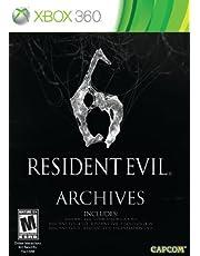 Resident Evil 6 Archives region free