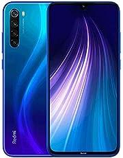 """Xiaomi Redmi Note 8T 16 cm (6.3"""") 4 GB 128 GB Doppia SIM Blu 4000 mAh Redmi Note 8T, 16 cm (6.3""""), 2340 x 1080 Pixel, 4 GB, 128 GB, 48 MP, Blu"""