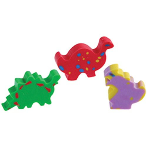 U.S. Toy LM130 Mini Dino Erasers