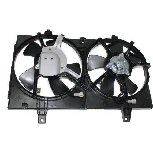 Garage-Pro Cooling Fan Assembly for NISSAN MAXIMA 2000-2001