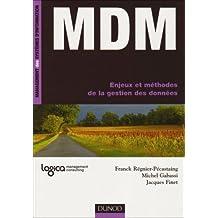 MDM (MASTER DATA MANAGEMENT) : ENJEUX ET MÉTHODES DE LA GESTION DES DONNÉES