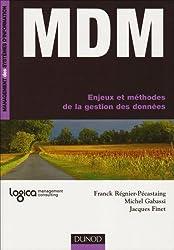 MDM : Enjeux et méthodes de la gestion des données