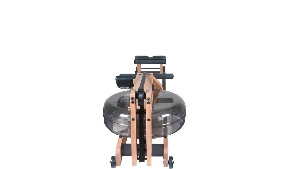 WaterRower 300-S4 Classic Rowing Machine in Black Walnut - Water Rower - Water Rowing Ergometer by Ironcompany.com