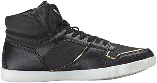Guess Mens Maglione Moda Sneaker Nero