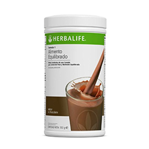 Herbalife – Protein Drink Mix Chocolate 638g Canister For Sale