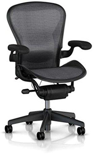 Herman Miller Aeron Task Chair: Highly Adjustable w/Lumbar S