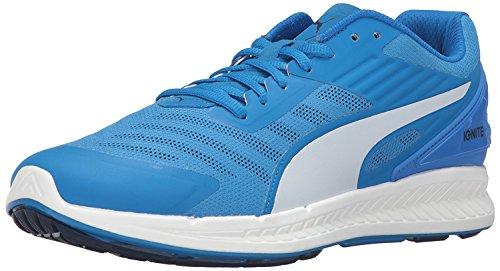 Puma Mens Ignite V2 Running Shoe, Electric Blue Lemonade, 42 D(M) EU/8 D(M) UK
