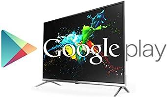 TV EVVO CHIQ 58UHD Android TV UHD 4K HDR10 Chromecast Incluido Sonido Dolby 58