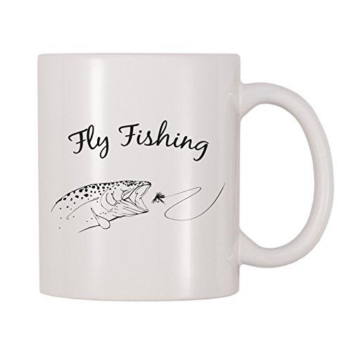 4 All Times Fly Fishing Coffee Mug (11 oz)
